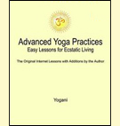 Advanced Yoga Practices Book